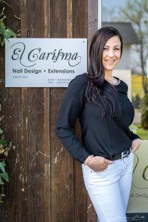 Kosmetikerin Sabrina Volle im Kosmetikstudio El Carisma Nörten-Hardenberg